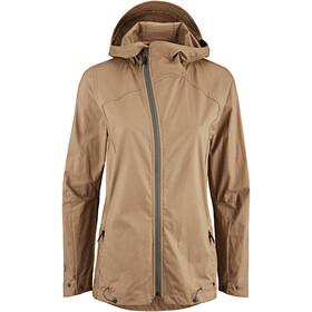 Klättermusen W's Loride Jacket Weathered Wood